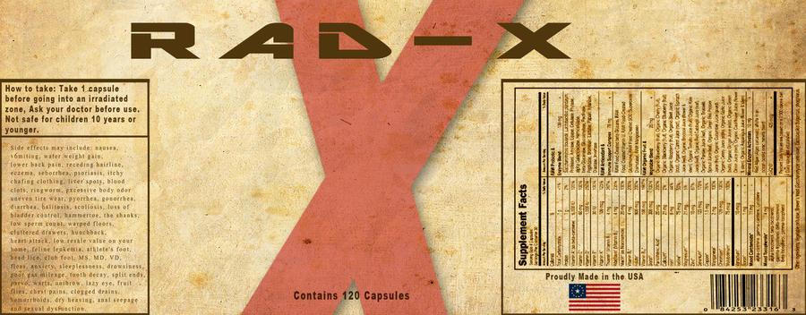 Rad X Label By Appleofecstacy On Deviantart