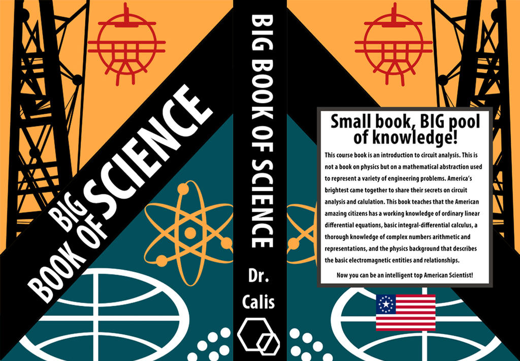 Science Book Cover : Big book of science cover by appleofecstacy on deviantart