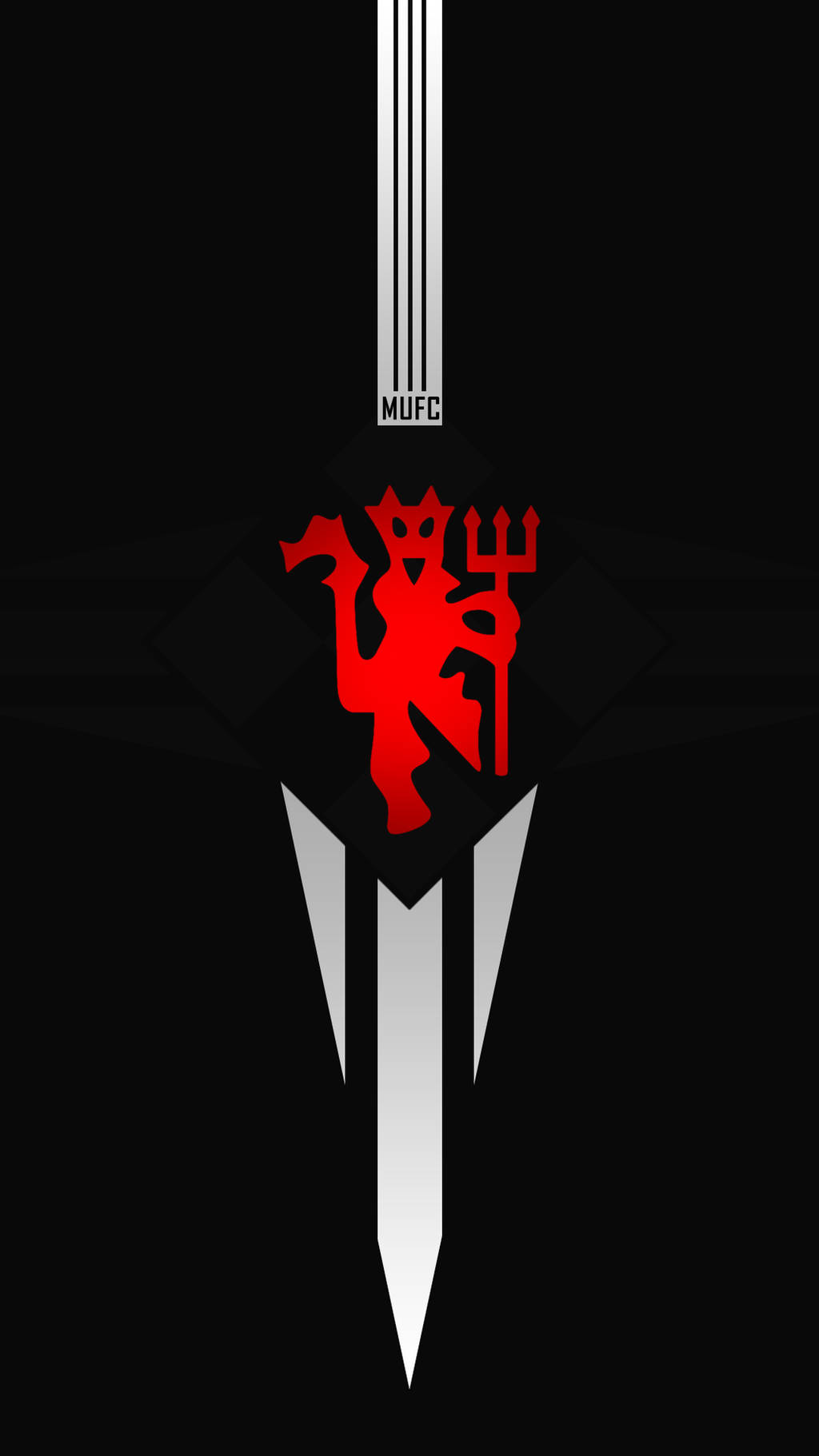 Manchester United Wallpaper by K23designs