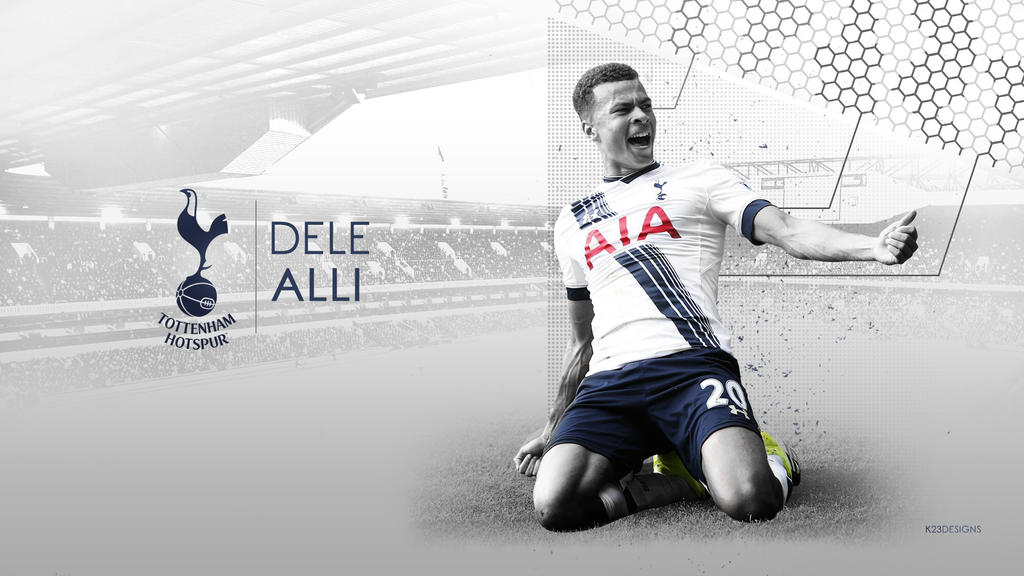 Dele Alli By K23designs On DeviantArt