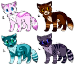 Pup Adopts [Open 1/4]