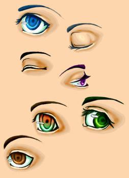 Kingdom Hearts Eyes - Week 22