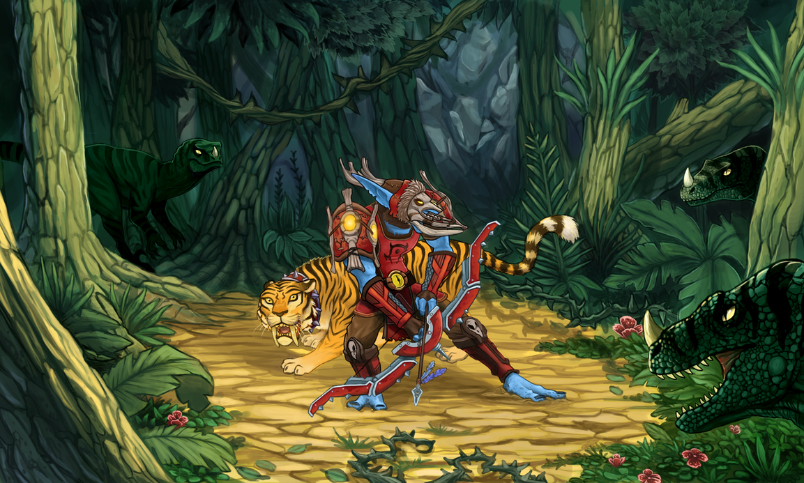 Predator or Prey by Promilie