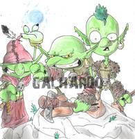 Goblins by Galhardo