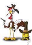 Chick Bill and Chick Boy