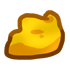 Rock - Gold Ore by Mothkitten