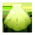 Scallop Shell - Lime by Mothkitten