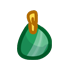 Pendant - Jade: 2 by Mothkitten