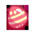 Easter Egg - Red by Mothkitten