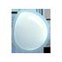 Easter Egg - Silver by Mothkitten