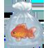 Fish - Goldfish by Mothkitten