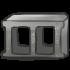 Rock - Cinderblock by Mothkitten