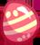 Red Egg by Mothkitten