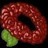 Flower Crown - Rose: Red by Mothkitten