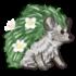 Hedgehog - Grass by Mothkitten