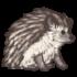 Hedgehog - Bright by Mothkitten