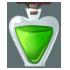 Green Dye Bottle by Mothkitten