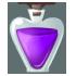 Purple Dye Bottle by Mothkitten