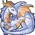 Tiny Dragon - Copper by Mothkitten