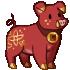 Lucky Pig by Mothkitten