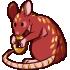 Lucky Rat by Mothkitten