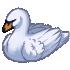 Swan - White by Mothkitten