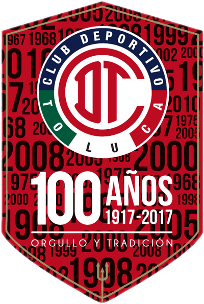 Toluca 100 years by Sr-Sparnk