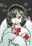 [Xeajoyx's DTIYS] Vampire Girl by envandrare