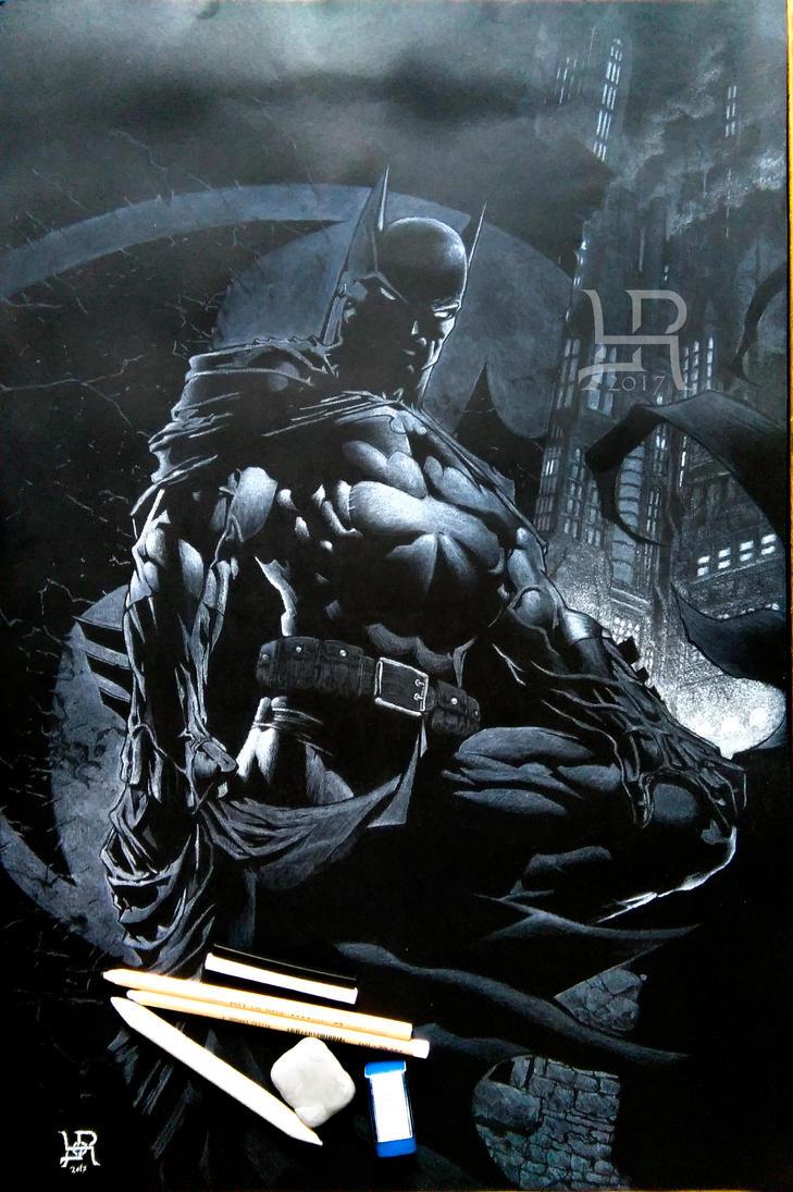 Batman by eltiempodeadolini