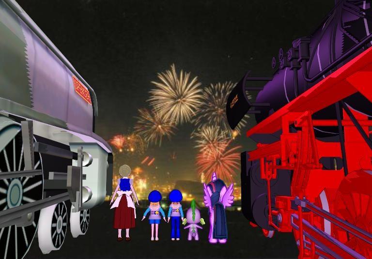 Happy New Year 2015 by Tonypilot