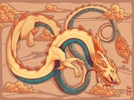 Year of the Dragon by fish-bonez