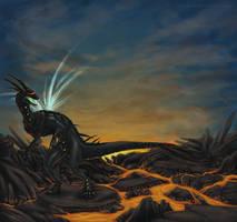Virtual Monster by fish-bonez