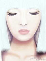 Girl by elen21nele