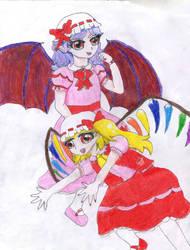 The Scarlet Sisters by Nathalie35