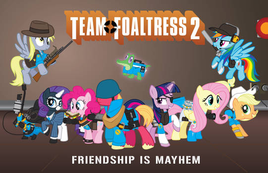 Team Foaltress 2