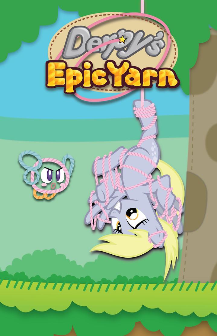 Derpy's Epic Yarn by Smashinator