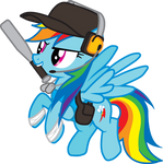 Rainbow Dash- Scout