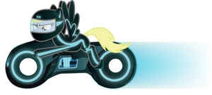 Derpy Light Cycle