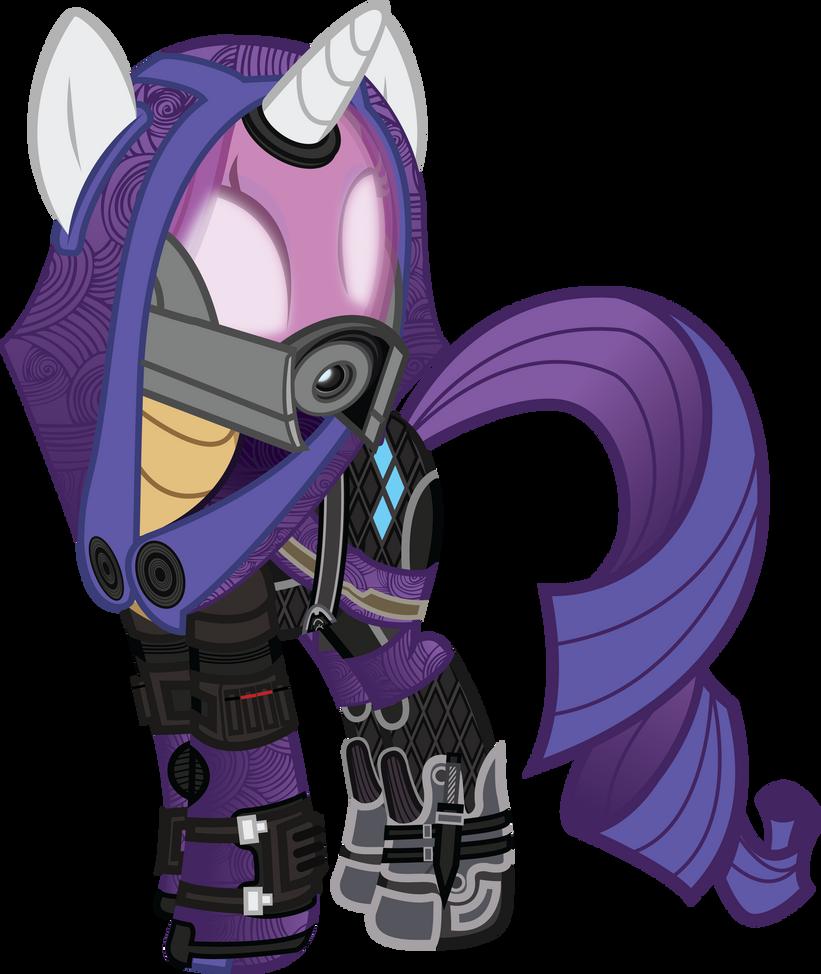 Tality'Unicorna vas Harmony by Smashinator