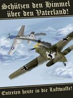 Luftwaffe Recruiting Poster by Smashinator