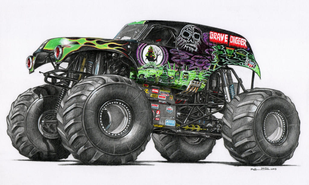 Grave Digger by...