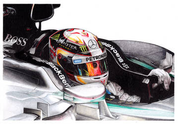 Lewis Hamilton 2015
