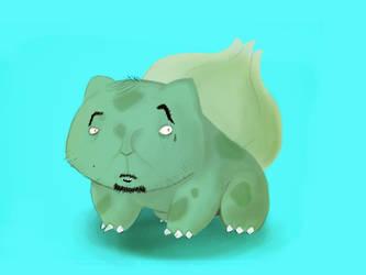 Bulbasaur by Liper-Bomba