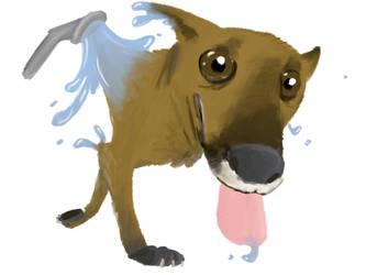 Dog Water. by Liper-Bomba