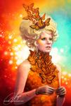 Effie Trinket / Elizabeth Banks