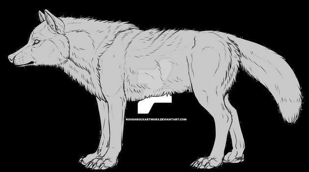 Feral Wolf Base [F2U]