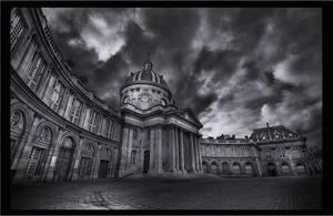 Institut de France by wild-vortex