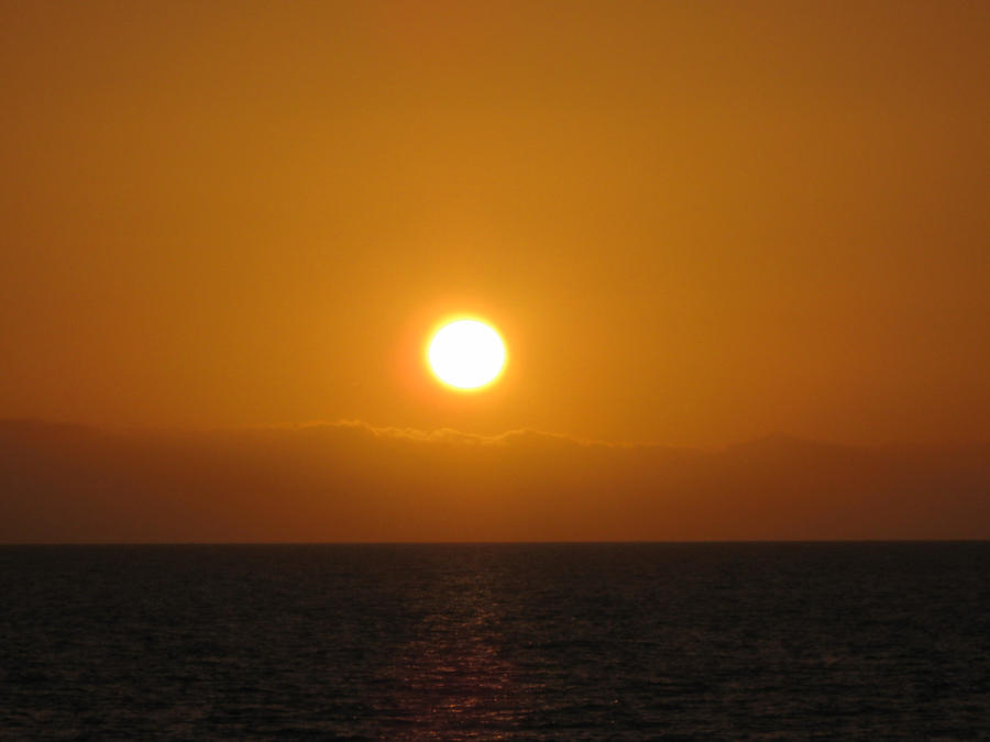 Sunset by Reinohikari