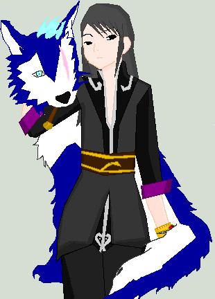 Yuri and Rapiido by Reinohikari