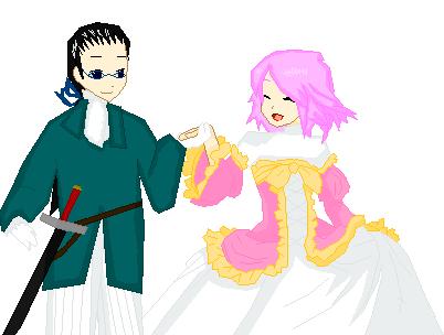 George and Estelle by Reinohikari